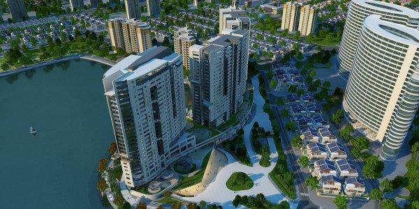 KHU ĐÔ THỊ CHÍ LINH<br>Đầy đủ các hạng mục và công trình tiện ích chất lượng cao của một khu đô thị kiểu mẫu đầu tiên, nằm ngay cửa ngõ TP. Vũng Tàu.