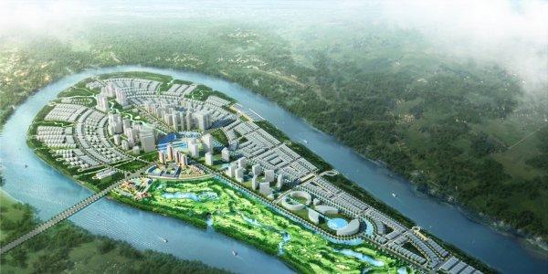 KHU ĐÔ THỊ  DU LỊCH SINH THÁI ĐẠI PHƯỚC<br>Bước chuyển mình đầy ấn tượng từ vùng đất hoang hóa thành khu đô thị cao cấp với các phân khu chuyên biệt được thiết kế thông minh, quy hoạch bài bản, mang đến cuộc sống sang trọng bậc nhất Việt Nam.