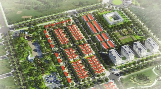 HIEP PHUOC RESIDENTIAL AREA<br>A civilized community of young, dynamic residents; where you can enjoy a relaxing life  with the living values ... All of these qualities gather at the Hiep Phuoc residential area project invested...