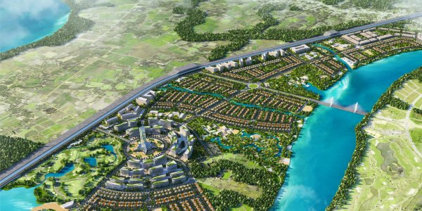 LONG TAN TOURISM URBAN AREA<br>With the appearance of a typical dynamic urban, peaceful but still not far from the city downtown, Long Tan satisfies all the conditions to increase lucrative investment and resort lifestyle...