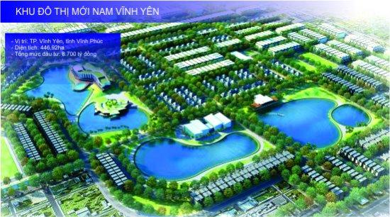 KHU ĐÔ THỊ MỚI NAM VĨNH YÊN<br>Đánh thức giác quan, đón chào ngày mới năng động trong không gian sống trong lành, tận hưởng cuộc sống chất lượng và thịnh vượng tại khu đô thị phía Tây thủ đô Hà Nội.